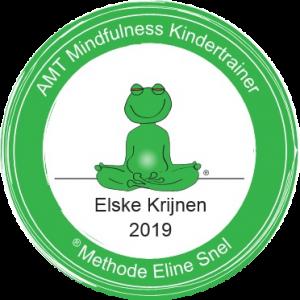 Elske Krijnen - AMT Mindfulness Kindertrainer - Methode Eline Snel